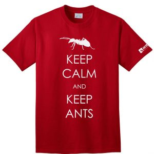 Keep Calm and Keep Ants front